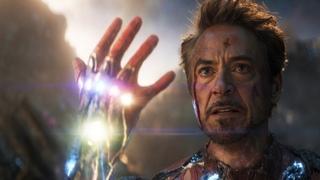 Я Сама Неотвратимость А Я Железный Человек! Мстители: Финал (2019)
