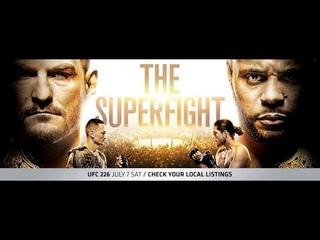 ММА-подкаст: Выпуск №244 - UFC 226: Miocic vs Cormier