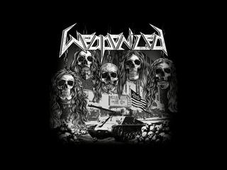 Weaponized - Weaponized (Full Album, 2021)