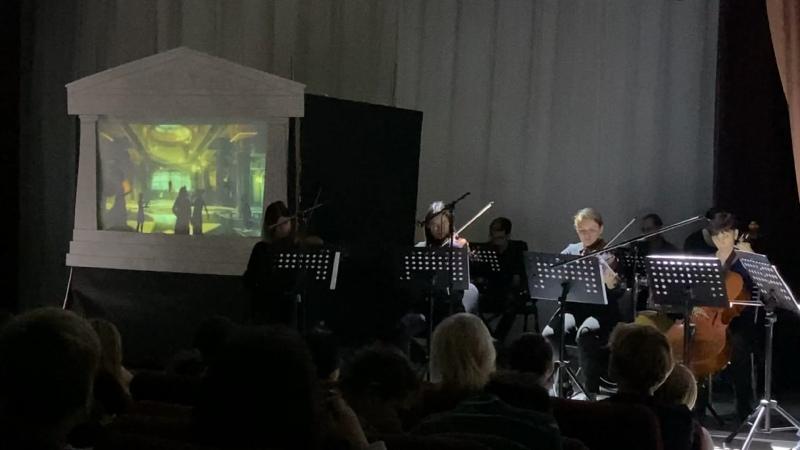 Видео от Анастасии Маркиной
