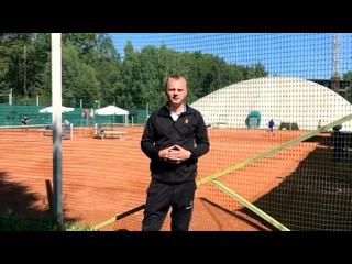 Видео от Теннисный клуб Чемпион | Томск