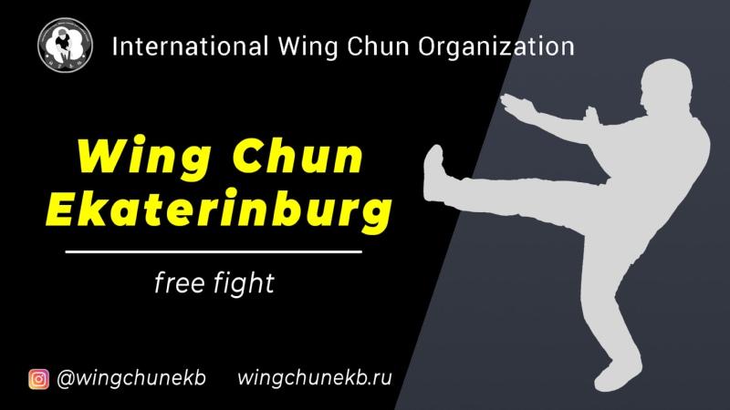 Wing Chun Free Fight