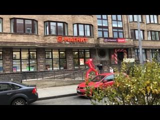 А на Еленинской 19 открылся магазин «МАГНИТ»...