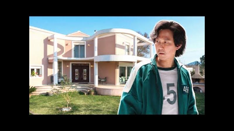 Как живет Ли Чон Джэ Lee Jung jae из Игра в кальмара и сколько он зарабатывает