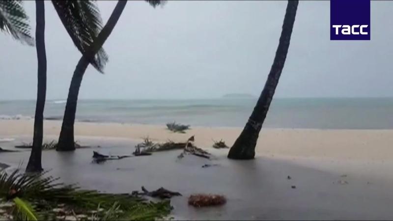 В Колумбии сообщили что ураган Йота повредил 98% инфраструктуры острова Провиденсия