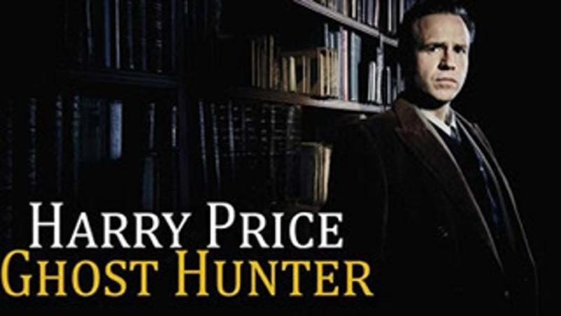 Гарри Прайс охотник за привидениями Harry Price Ghost Hunter 2015
