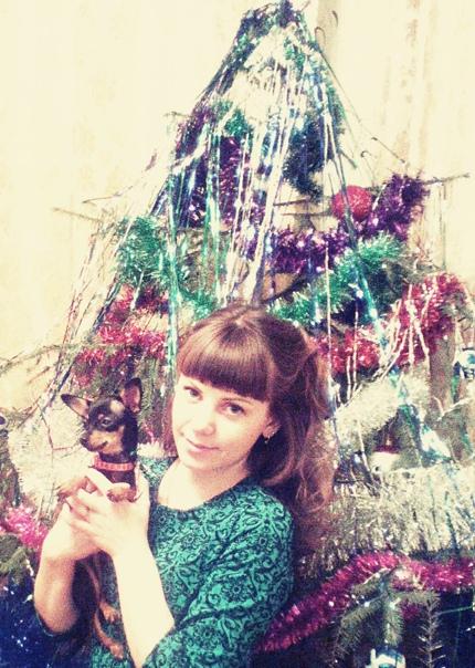 Анна Григорьева, Красноярск, Россия