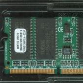 ОЗУ so-dimm SDR PC133 1024Mb