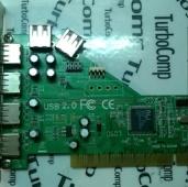 Контроллер USB 2.0 ALi M5273 PCI