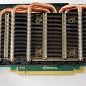 Вычислительный процессор  NVIDIA® TESLA® M2090