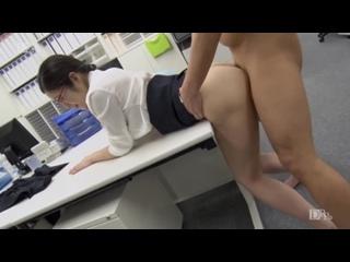 Секретарша японка |азиатка|минет|секс|milf|asian|japanese|girl|porn|sex|blow_job|