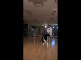 SNS: 180819 @ Видео с твиттера группы
