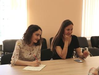 Встреча с авторами проекта «Учись у молодых»