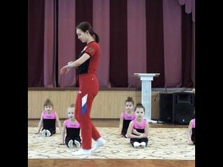 "Видео от Эстетическая гимнастика СК ""ЛИРА"""