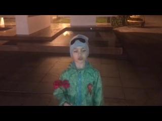 Дремов Константин 8 лет    «Что такое День Победы» А.Усачев