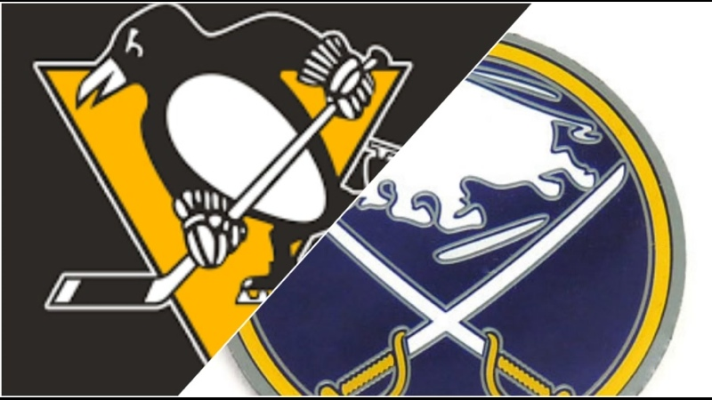 NHL Winter Classic 2008 Pittsburgh Penguins Buffalo Sabres