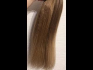 Видео от VEK-Hair | Волосы для наращивания | Тюмень-Сочи