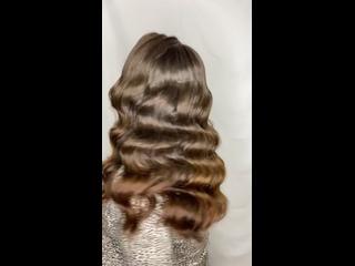 Ermilova_hairstilist kullanıcısından video