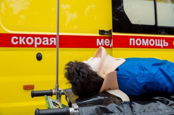 Впала в кому женщина, которую сбил автомобиль в Ус...