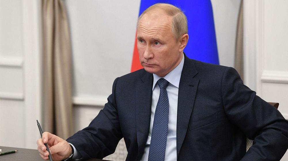 Новый локдаун. Путин одобрил введение нерабочих дней с 30 октября по 7 ноября  https://www.verstov.info/new