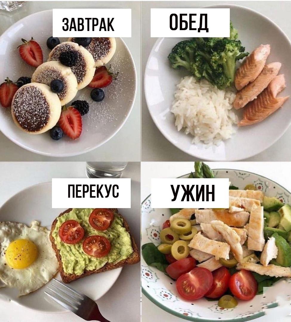 безглютеновое меню для похудения