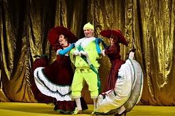 Липецкие и барнаульские актеры в честь 100-летия своих театров обменялись сценами
