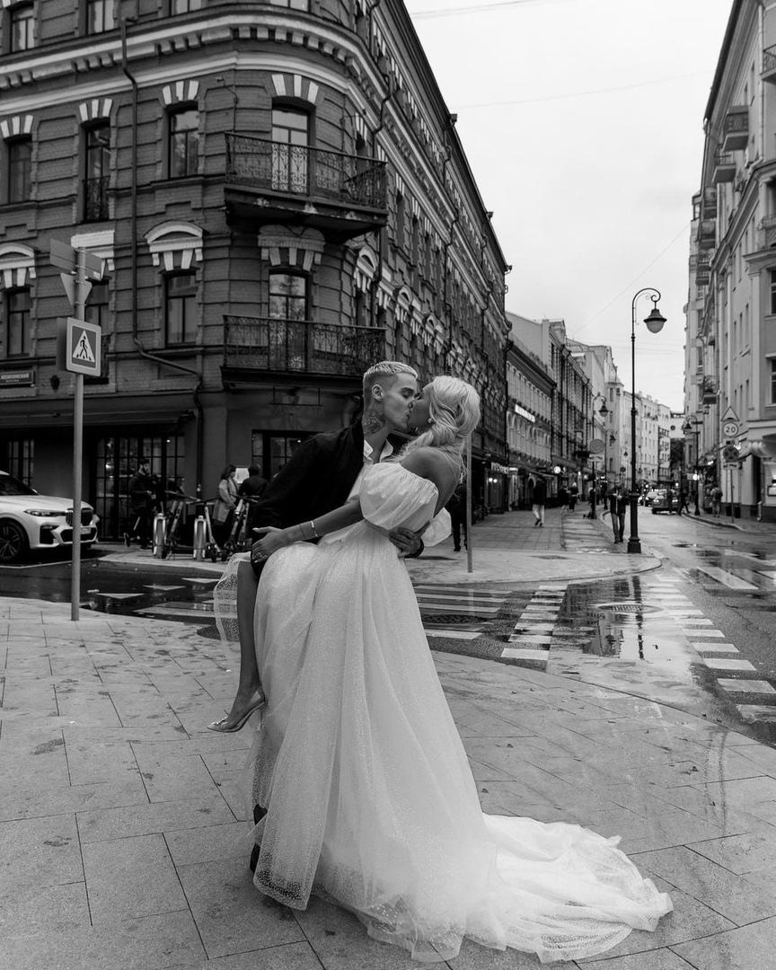 Фото со свадьбы Насти Стецевят и Макса Колесникова