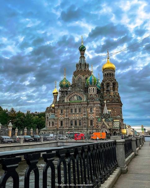 Православный однопрестольный храм Спаса на Крови – одно и...