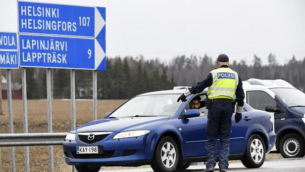 Финляндия продлила ограничения на въезд иностранны...