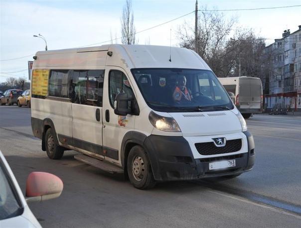 В Ханты-Мансийске появился новый маршрут обществен...