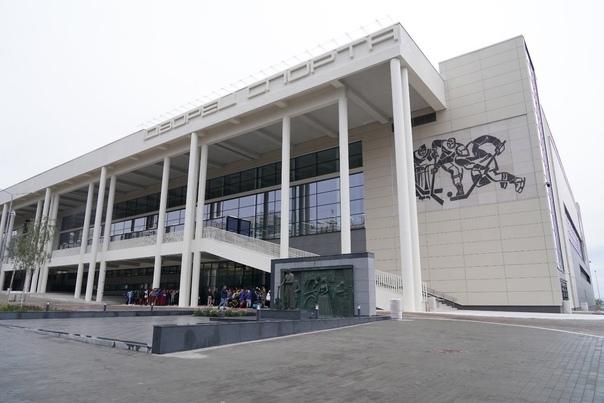 Прямой эфир с открытия Дворца спорта в Самаре!🎉✅Сегодня, ...