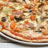 "Пицца ""Ливорно"" 24см"