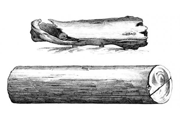 """Тайна """"Гластонберийского великана"""", изображение №3"""