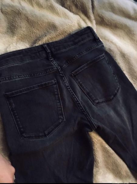 Крутейшие джинсы клёш Zara woman Premium denim col...