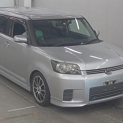 Toyota Corolla Rumion 2009