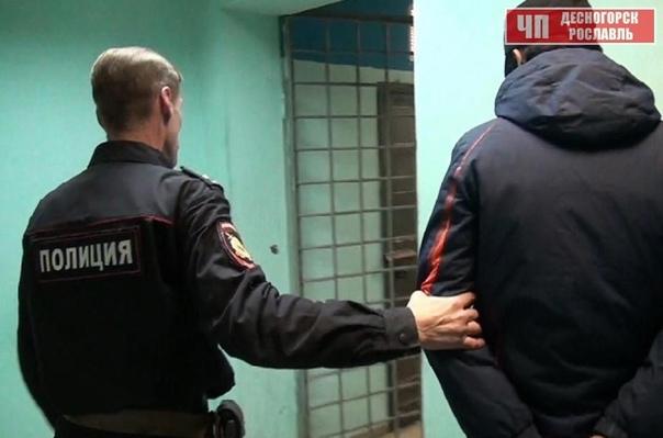 В Рославле экс-квартиросъемщик подозревается в кра...