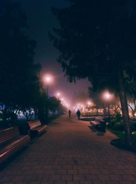 Засыпай, любимый Ставрополь! ????  Фото????: [id282789036|Татьяна Романовна]