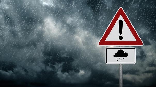 ⚡В Московском регионе штормовое предупреждение из-...