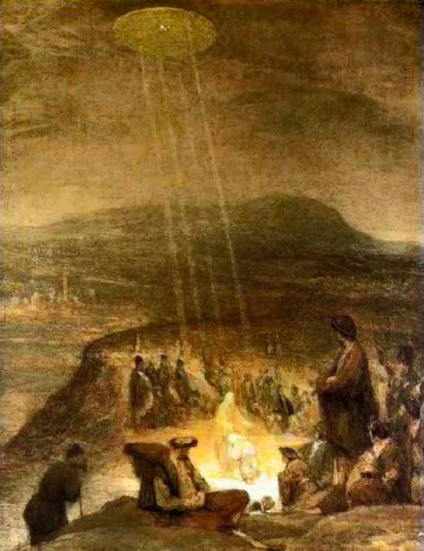 Интеллектуальное смирение перед лицом неопознанного: Чему теология может научиться у возрождения уфологии, изображение №4