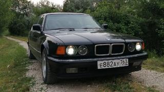 BMW E32 ПОЧТИ ГОТОВА! КАК ВСЕ НАЧИНАЛОСЬ БЭХА 7