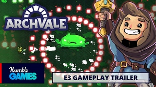 Archvale   E3 Gameplay Trailer