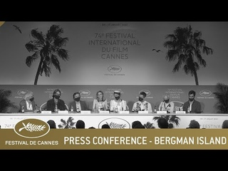 BERGMAN ISLAND - PRESS CONFERENCE - CANNES 2021 - EV