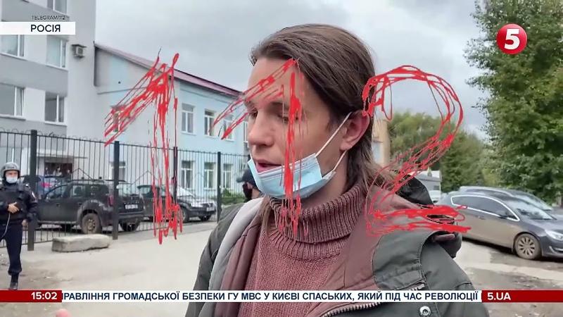 На росії студент розстріляв людей в університеті Пермі