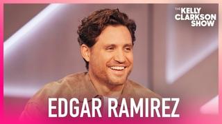 Edgar Ramirez Wakes Up To 'Sexual Healing' Every Morning