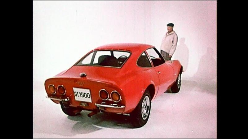 Opel GT 1968 1973