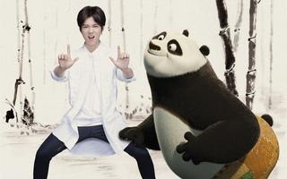 LuHan鹿晗_Deep/海底_Music Video(Kung Fu Panda3 Official Promotion Song)
