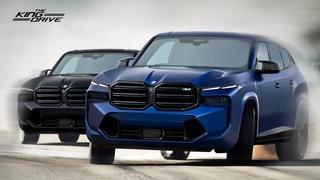 BMW X8M, убийца Lamborghini Urus и Ferrari Purosangue ✔ Chevrolet Camaro больше не будет