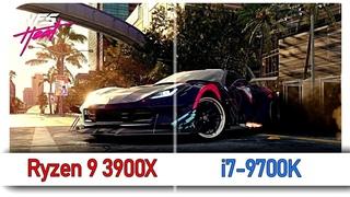 3900X vs 9700K in 23 Games