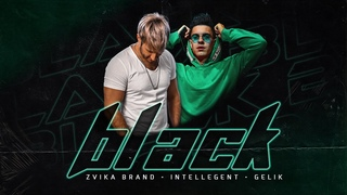Zvika Brand, INtellegent, Gelik - Black (Official Video)