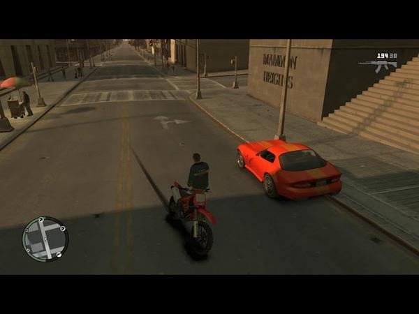 Прохождение Grand Theft Auto 4 124 Угон машин для Стиви Банши